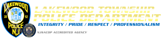 Lakewood Police Department Logo