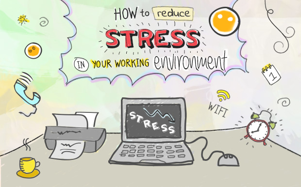 taking steps to manage stress
