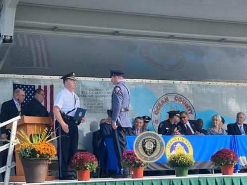 LPD Class 110 Graduation